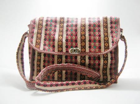 خرید کیف رو دوشی جاجیمی زنانه