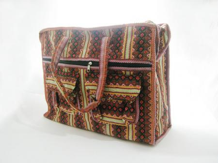 خرید کیف مسافرتی جاجیمی