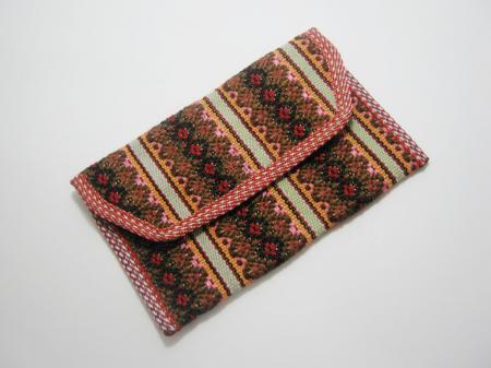 خرید کیف پولی جاجیمی