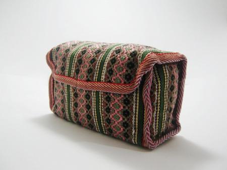 خرید کیف آرایشی جاجیمی