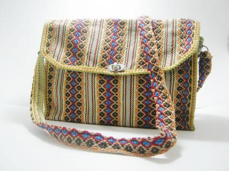 خرید کیف رو دوشی جاجیمی دخترانه