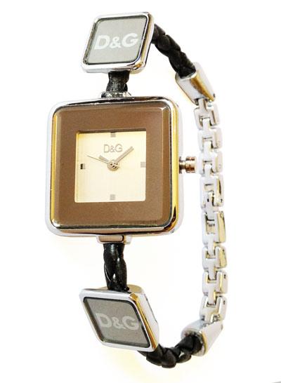 ساعت مچي زنانه دستبندي مارك دي ان جي