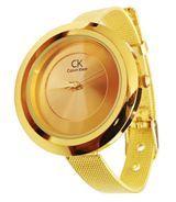 خرید ساعت زنانه CK طلایی